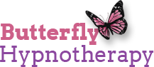 Hypnotherapy in Swindon & Wiltshire - Butterfly Hypnotherapy Logo